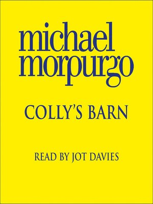 cover image of Colly's Barn