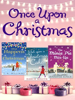 cover image of Once Upon a Christmas