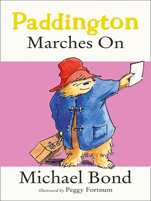 cover image of Paddington Marches On