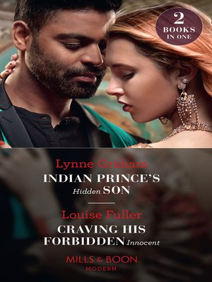 cover image of Indian Prince's Hidden Son / Craving His Forbidden Innocent