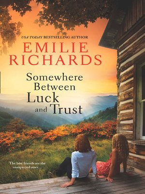 cover image of Somewhere Between Luck and Trust