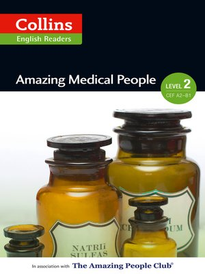 cover image of Amazing Medical People