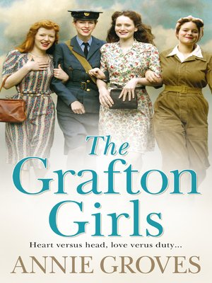 cover image of The Grafton Girls