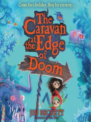 cover image of The Caravan at the Edge of Doom