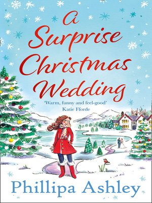 cover image of A Surprise Christmas Wedding