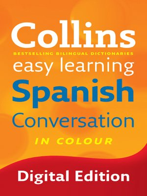 cover image of Collins Easy Learning Spanish Conversation