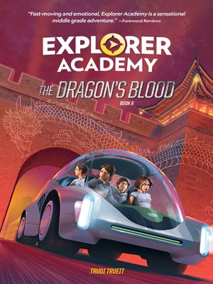 cover image of The Dragon's Blood