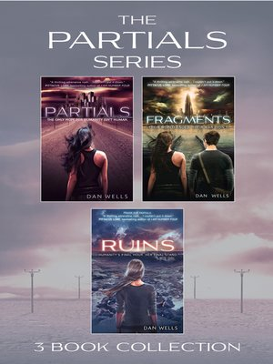 cover image of Partials / Fragments / Ruins