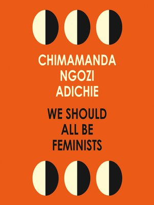 cover image of We Should All Be Feminists