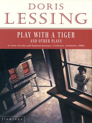 cover image of Play With a Tiger and Other Plays
