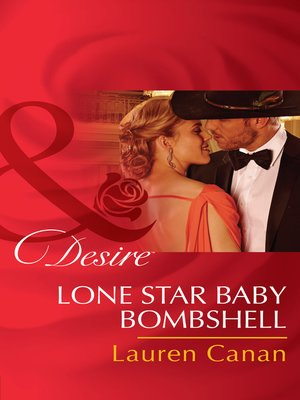 cover image of Lone Star Baby Bombshell