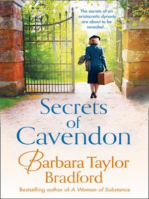 cover image of Secrets of Cavendon