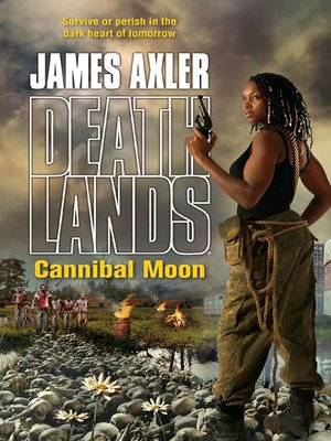 cover image of Cannibal Moon