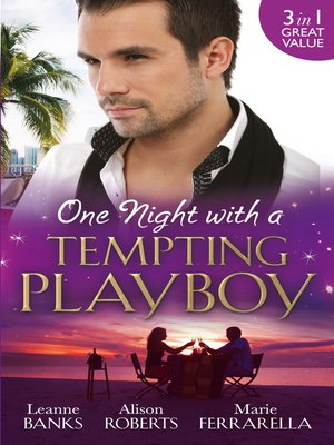 cover image of One Night with a Tempting Playboy