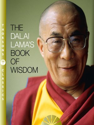cover image of The Dalai Lama's Book of Wisdom