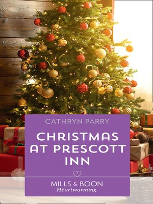 cover image of Christmas At Prescott Inn