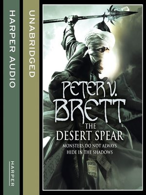 cover image of The Desert Spear
