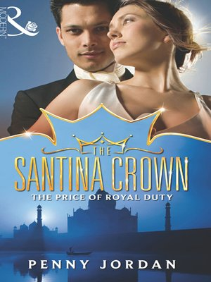 cover image of The Santina Crown Collection