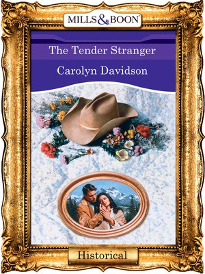 cover image of The Tender Stranger