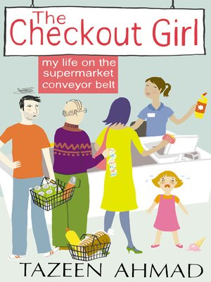 cover image of The Checkout Girl