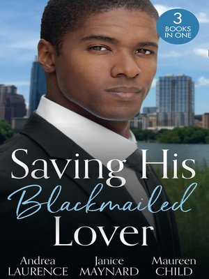 cover image of Saving His Blackmailed Lover