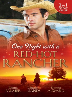 cover image of One Night with a Red-Hot Rancher