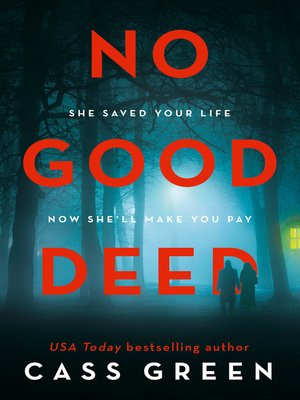 cover image of No Good Deed