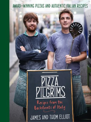 cover image of Pizza Pilgrims