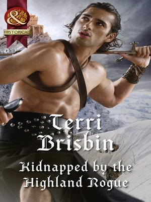 cover image of Kidnapped by the Highland Rogue
