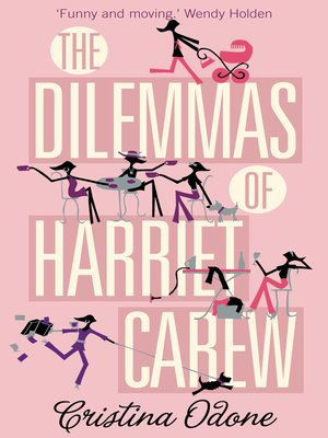 cover image of The Dilemmas of Harriet Carew