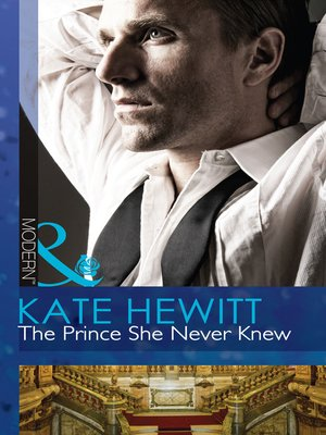 cover image of The Prince She Never Knew