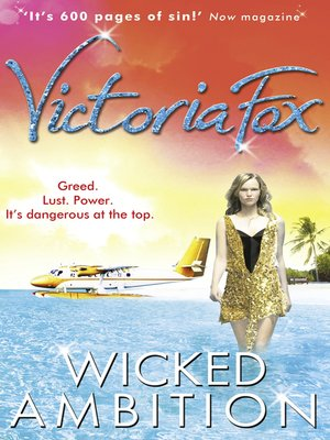 cover image of Wicked Ambition