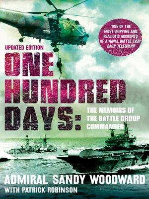 cover image of One Hundred Days (Text Only)