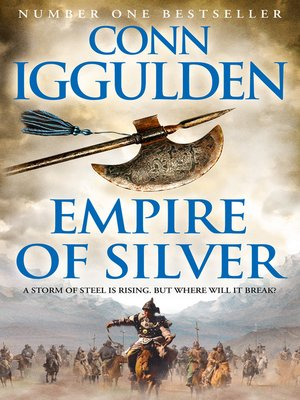 cover image of Empire of Silver
