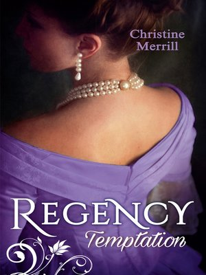 cover image of Regency Temptation