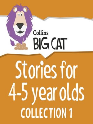 cover image of Stories for 4 to 5 year olds, Collection 1