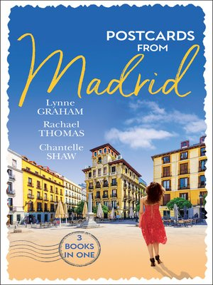 cover image of Postcards From Madrid