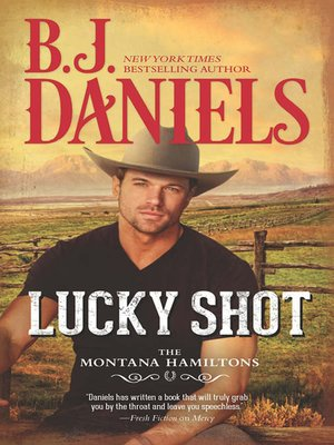 cover image of Lucky Shot
