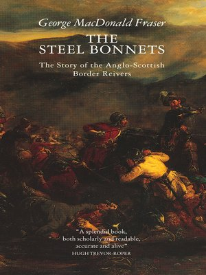 cover image of The Steel Bonnets