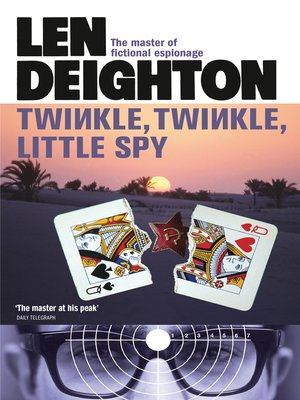 cover image of Twinkle Twinkle Little Spy