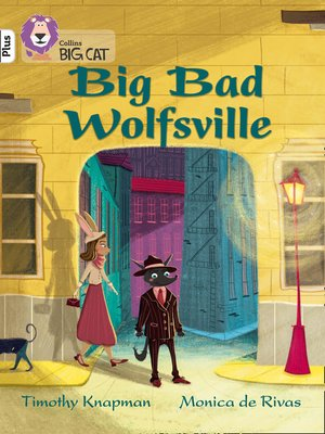 cover image of Big Bad Wolfsville