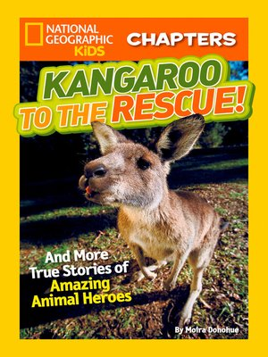 cover image of Kangaroo to the Rescue!
