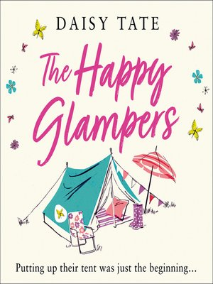 cover image of The Happy Glampers