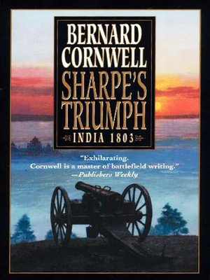 cover image of Sharpe's Triumph
