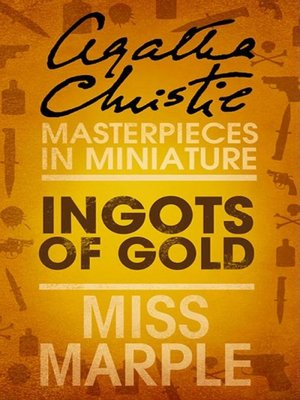 cover image of Ingots of Gold