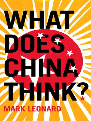 cover image of What Does China Think?
