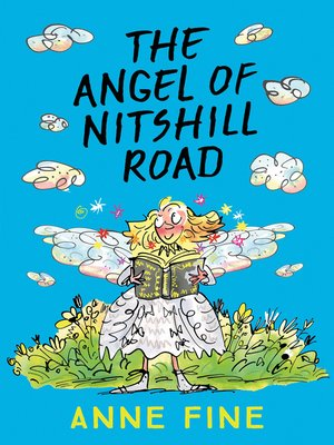 cover image of The Angel of Nitshill Road