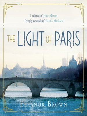 cover image of The Light of Paris