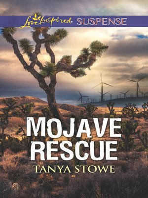 cover image of Mojave Rescue