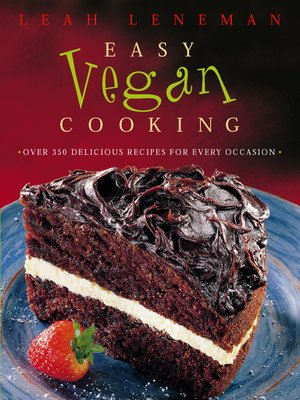 cover image of Easy Vegan Cooking